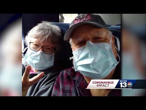 Tuscaloosa couple back in Alabama after cruise ship quarantine nightmare