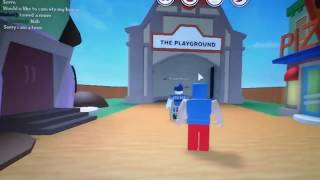 SDL Movie: Sonic Plays ROBLOX MEEPCITY THE GAME
