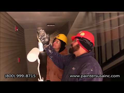 Painters USA's Industrial Painting and Flooring Services