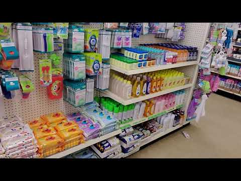 Dollar Tree Liquid Soap Shelf Organization 10-19-2019