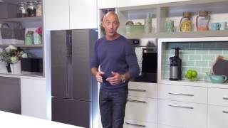 Panasonic French Door Fridge – Learn More with Lochie Daddo