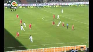 Iran 1 - 0 Russia football friendly 9. february 2011
