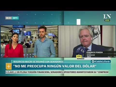 Federico Pinedo habló sobre las declaraciones de Melconian - Café de la Tarde