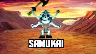 lego ninjago meet samukai