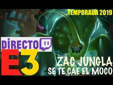 ZAC | Cambian la ultimate y vuelve a ser el ZAC DE SIEMPRE! WIIII