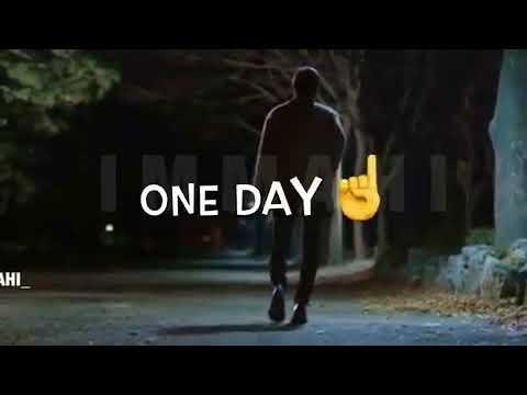 One Day U Miss Me Youtube