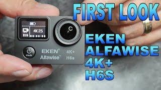 Eken Alfawise H6S First look