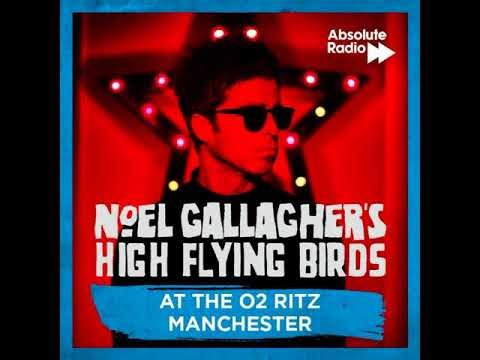 Noel Gallagher - Live At O2 Ritz, Manchester, 2018