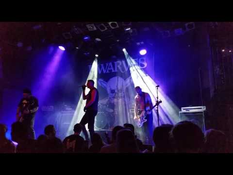 The Dwarves - I will deny / everybodies girl / way out (live in Haarlem)