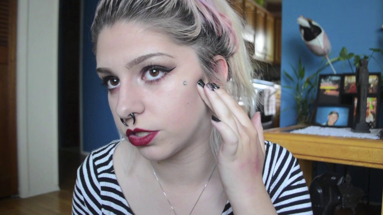 Horizontal Eyebrow Piercing Faq Youtube