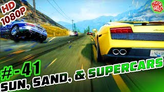 NFS HOT PURSUIT Sun, Sand, and Supercars RACE 41/69 Gameplay No Commentary Video| PLAY PC GAM3Z