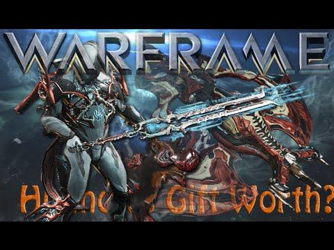 Warframe - Hunhow's Gift - YouTube