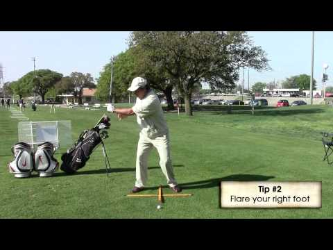3 Setup Tips for Seniors to Gain Distance (with Manny Martinez)