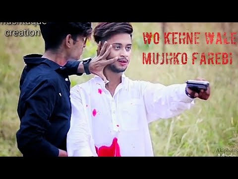 WO Kehne Wale Mujhko Farebi__WhatsApp Status