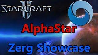 DeepMind AI AlphaStar Final - Zerg Showcase - StarCraft II [Deutsch]