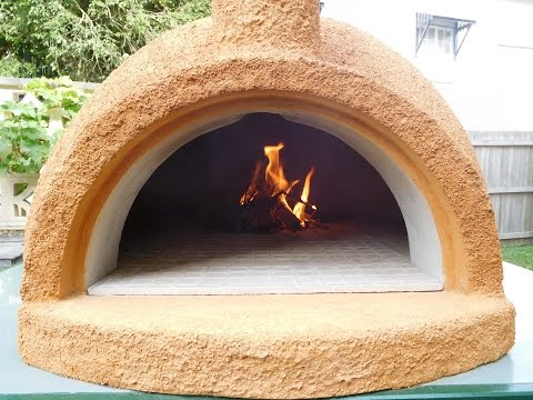 "Pizza Oven Easy  Build  ""Full Video''"