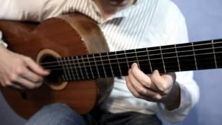 Can't Take My Eyes Off You (Bob Crewe & Bob Gaudio) Guitar cover