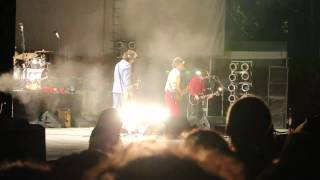 """The Replacements """"Kiss Me On The Bus"""" @ Forest Hills Stadium, Queens New York City 9-19-14"""