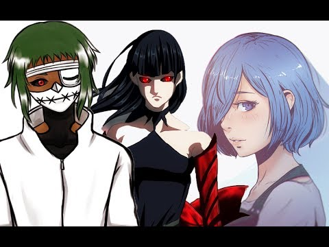 Top 10 Strongest Tokyo Ghoul Female Characters 2018