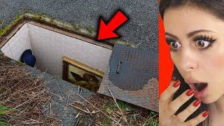 Download People Finding Secret Hidden Rooms In Their Homes ! Mp3 and Videos