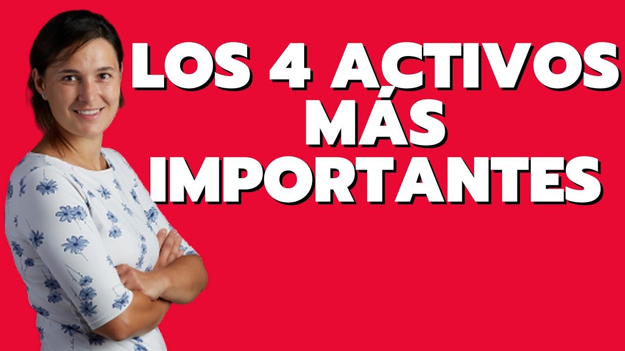 💰 4 *TIPOS DE ACTIVOS* Imprescindibles Para tu CARTERA ¡Descúbrelos!