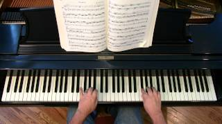 "MOZART: Sonata in C, K. 545 ""SUPER SLOW"""