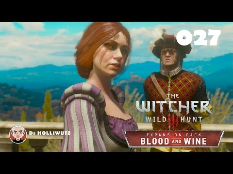 Blood and Wine #027 - Weinfehden: Vermentino [XBO][HD] | Let's play The Witcher 3