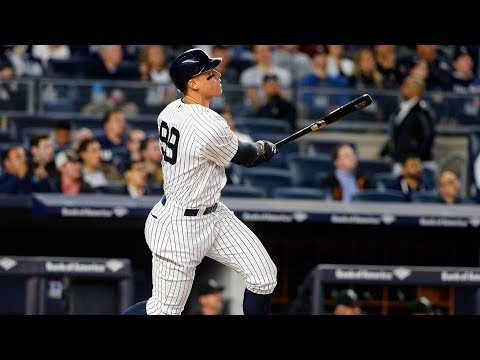 New York Yankees | 2017 Home Runs (257) | Including Postseason ᴴᴰ