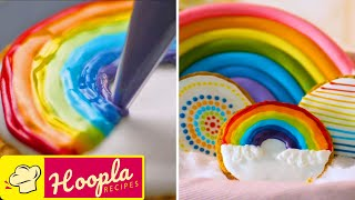 Hoopla Recipe | DIY Cookie Art Ideas!