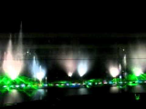 Musical Fountain Show, Manila Ocean Park