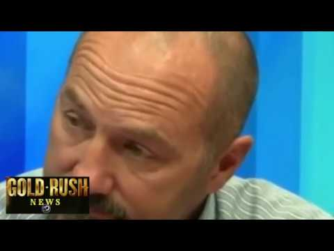 GOLD RUSH ~ DAVE TURIN TALKS GOLD RUSH...NO CONTRACT, NO PAYCHECK!