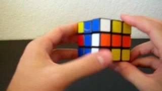 apprendre rubik s cube 3x3 1 5 premire face