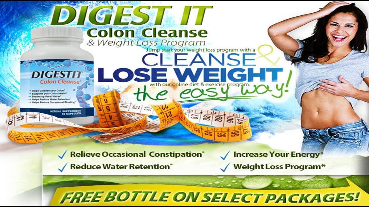 Digestit colon cleanse reviews