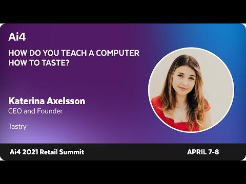 How do you teach a computer how to taste?