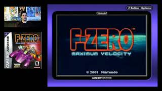 F-Zero Maximum Velocity (Game Boy Advance) Mike Matei live stream