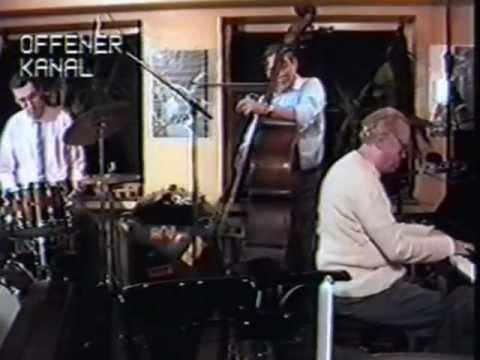 1988 Dortmund-TV Günter Boas Trio - Nobody´s Business If I Do