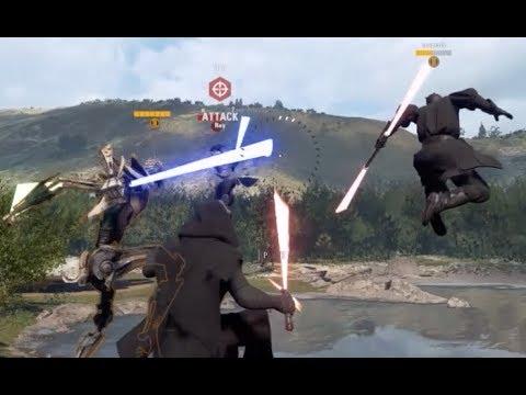 Star Wars Battlefront 2 Heroes Vs Villains Highlights 90 thumbnail