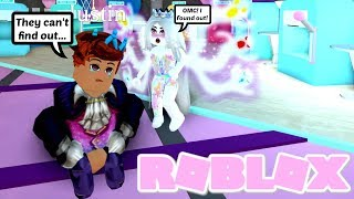 Her BOYFRIEND has a CREEPY secret! She wished for a BOYFRIEND Part 6 ( Roblox Royale High Roleplay)