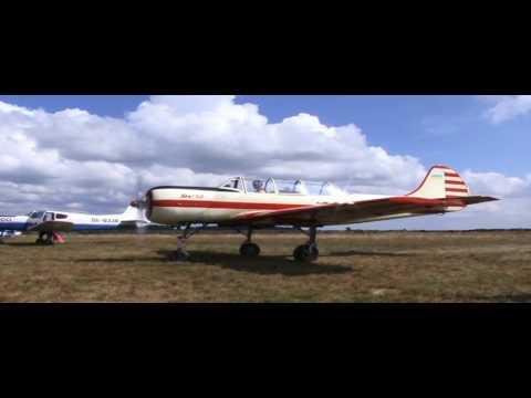 Як-52: Первый самостоятельный полет