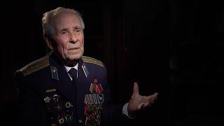 Спецпроект к 75-й годовщине Победы: ветеран Великой Отечественной войны, десантник Леонид Жуков.