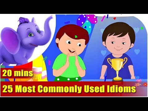 25 most commonly used Idioms and their Meaning