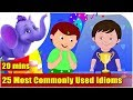 أغنية 25 most commonly used Idioms and their Meaning