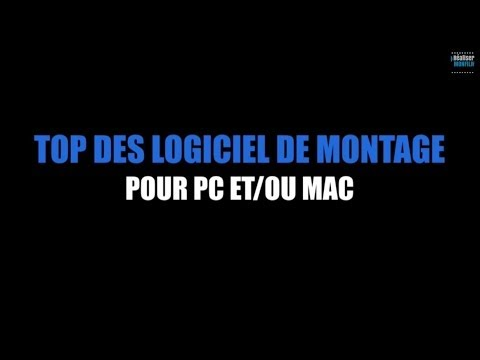 comparatif les meilleurs logiciels de montage vid o gratuit payant pc mac youtube. Black Bedroom Furniture Sets. Home Design Ideas
