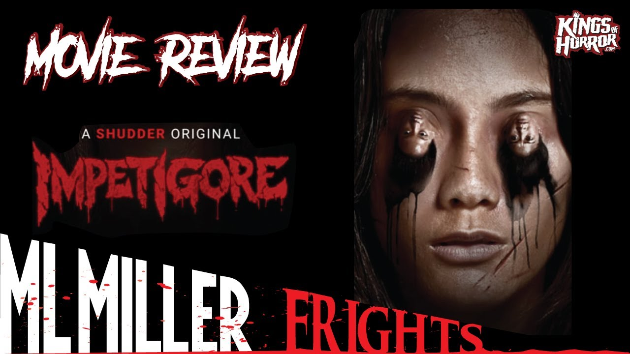 Shudder's IMPETIGORE Review! International Horror at Its Best!