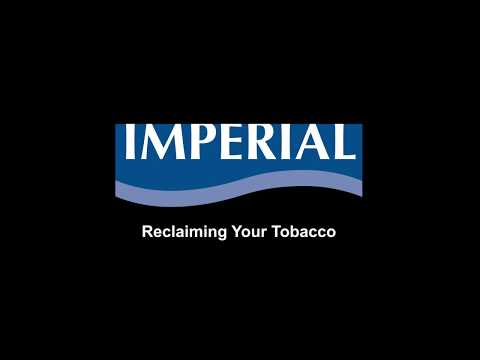 Imperial: Tobacco Reclaiming Equiptment