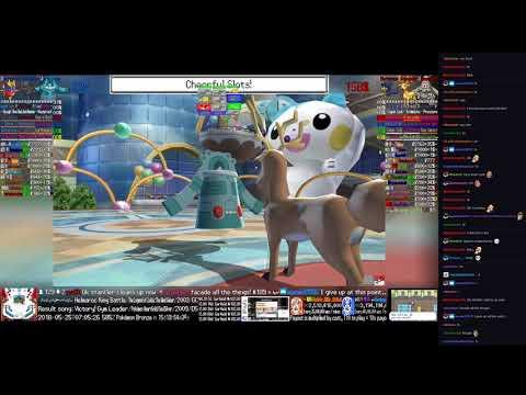 Twitch Plays Pokémon Battle Revolution - Matches #117788 and #117789