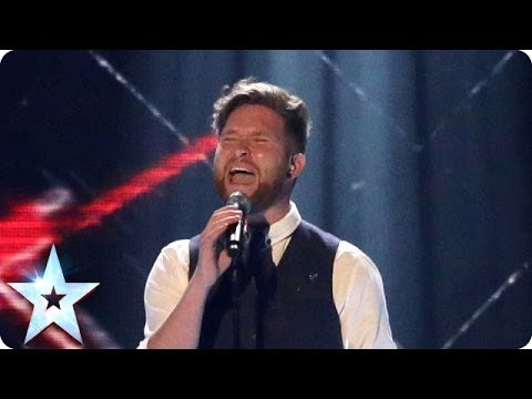 Micky Dumoulin sings Don't You Worry Child | Britain's got Talent 2014
