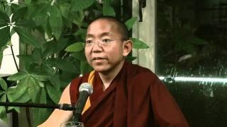 DAI Heidelberg - Dolpo Tulku Rinpoche - Karma Schicksal oder Selbstbestimmung?