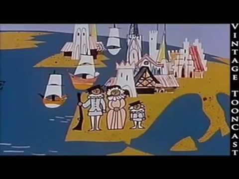 Vintage Columbus Day Video (public domain)