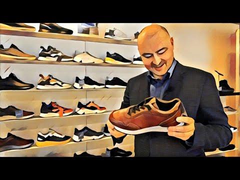Первый взгляд на мужскую обувь ЭККО сезона осень-зима 2020-2021 (ECCO AW 20-21)